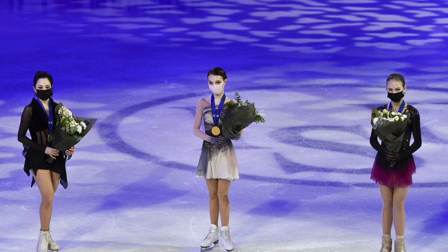 Чемпионка мира Щербакова: я не довольна своим выступлением