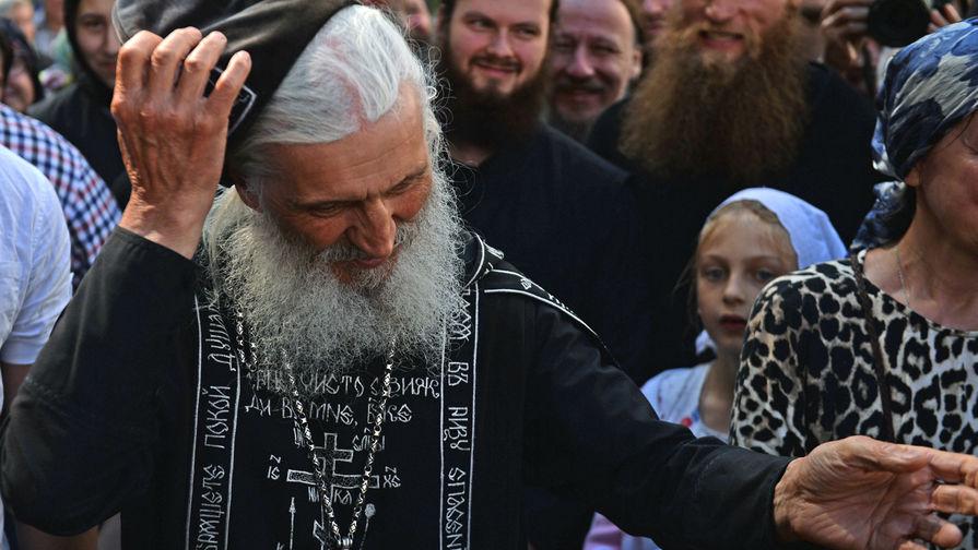 Арестованный экс-схимонах Сергий отказывается от воды и еды