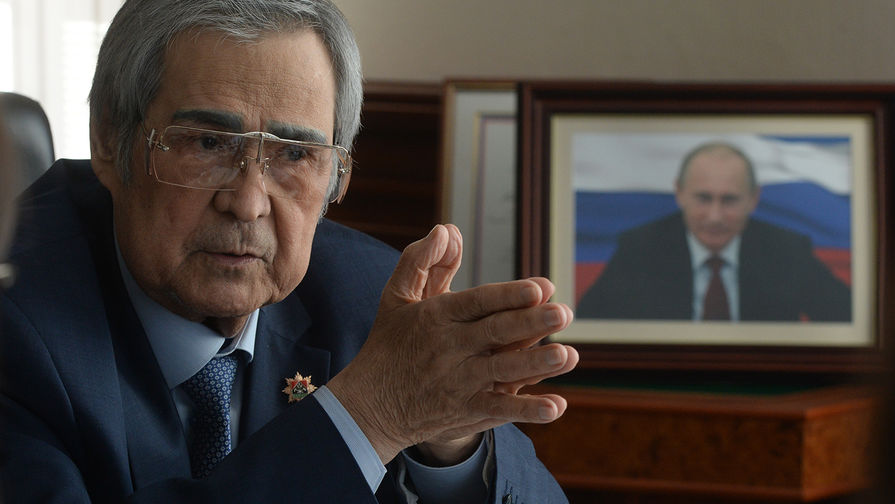 Тулеев заявил, что в 'Зимней вишне' могли устроить поджог