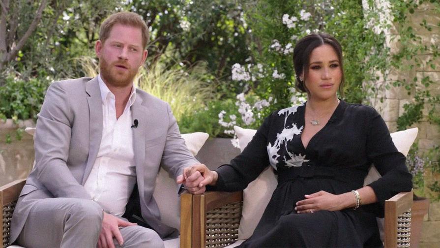 Принц Гарри и Меган Маркл рассказали о тайной свадьбе