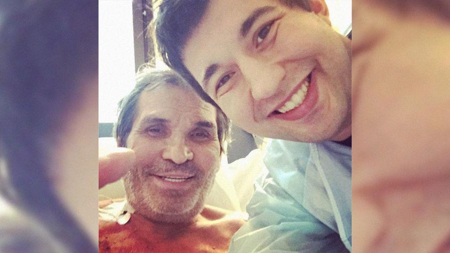 Сын Алибасова рассказал о причине госпитализации отца