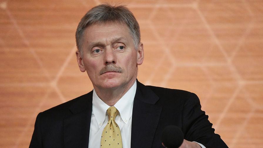 Песков оценил планы США по новым санкциям против 'Северного потока - 2'