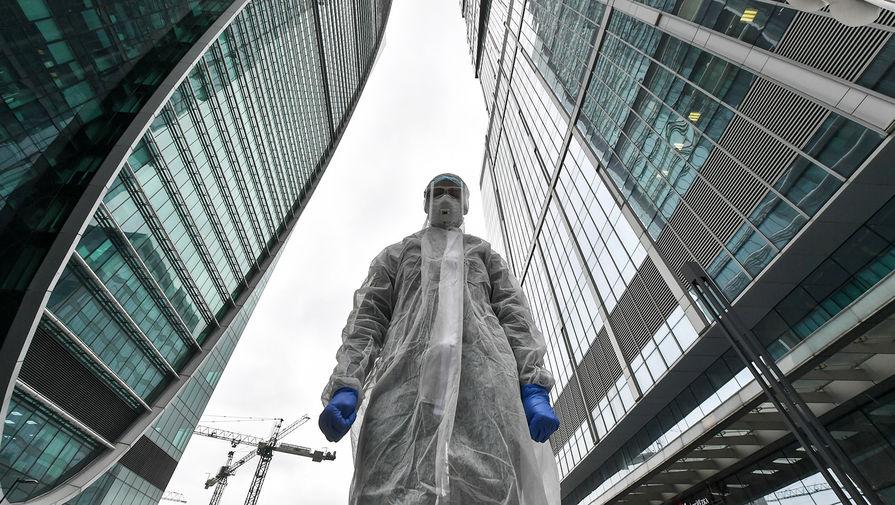 Работа 58 компаний в Москве приостановлена из-за нарушений в пандемию