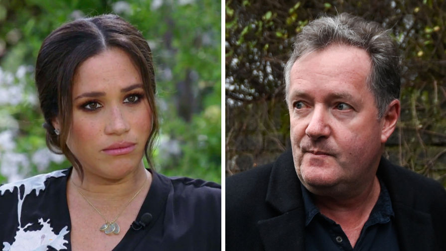 Британский телеведущий уволился после критики принца Гарри и Меган Маркл