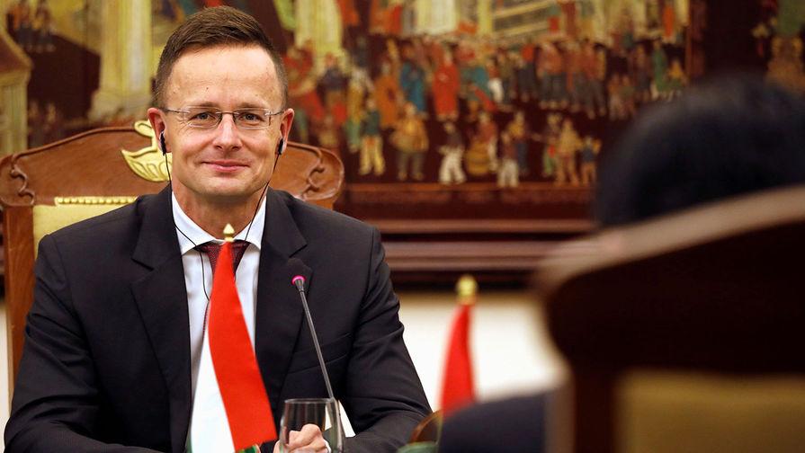 Глава МИД Венгрии заявил о лицемерии ЕС из-за призывов к санкциям против РФ