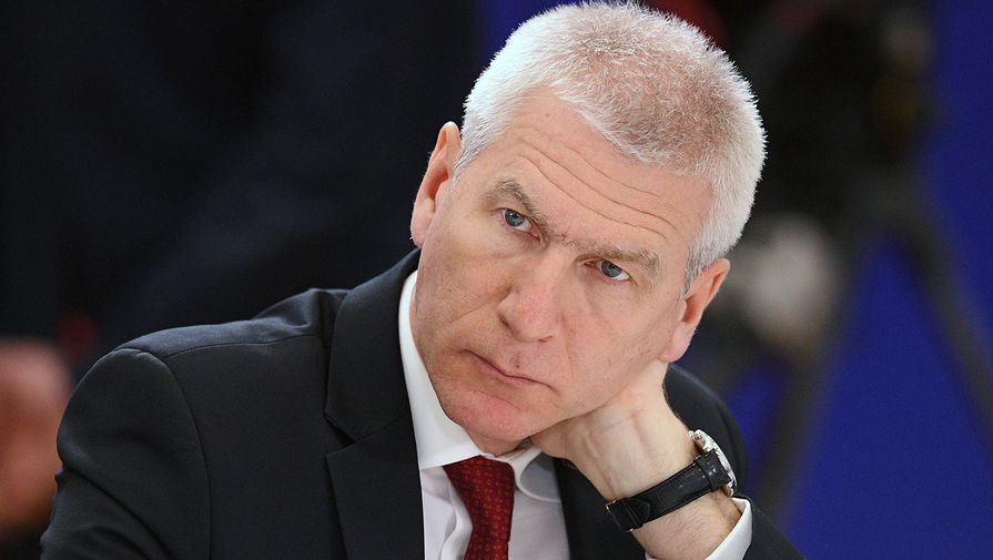 Матыцин пообещал поддержку оргкомитету Евро-2020 в Санкт-Петербурге