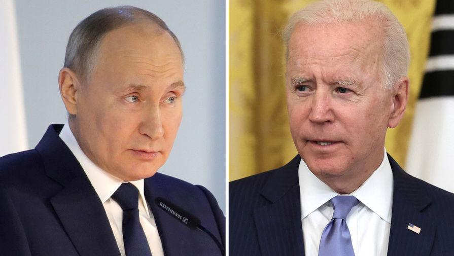 Байден положительно оценил разговор с Путиным