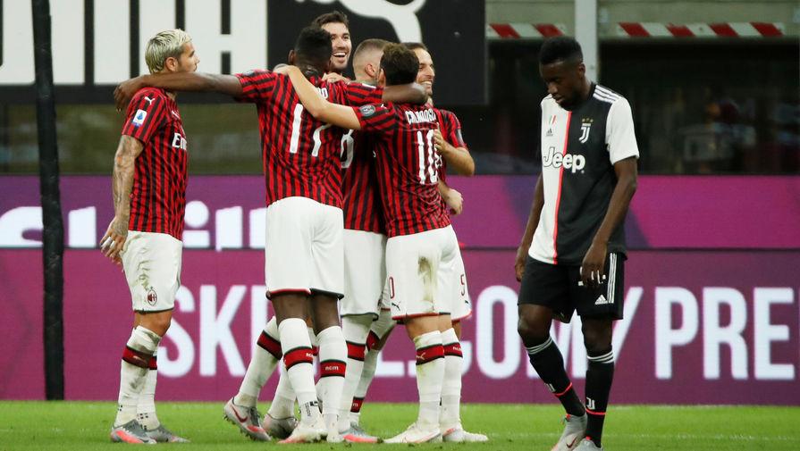 Пиоли рассказал о планах 'Милана' на следующий сезон