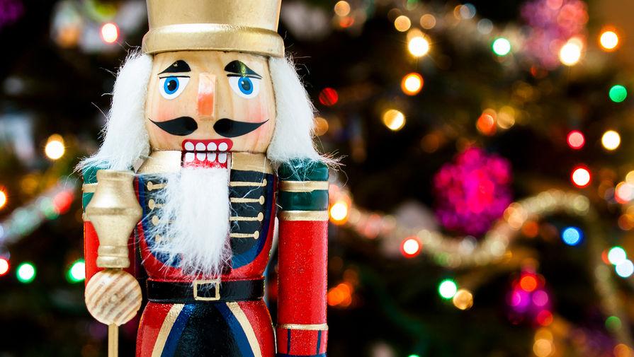 Россияне назвали сказку 'Щелкунчик и Мышиный король' самой новогодней