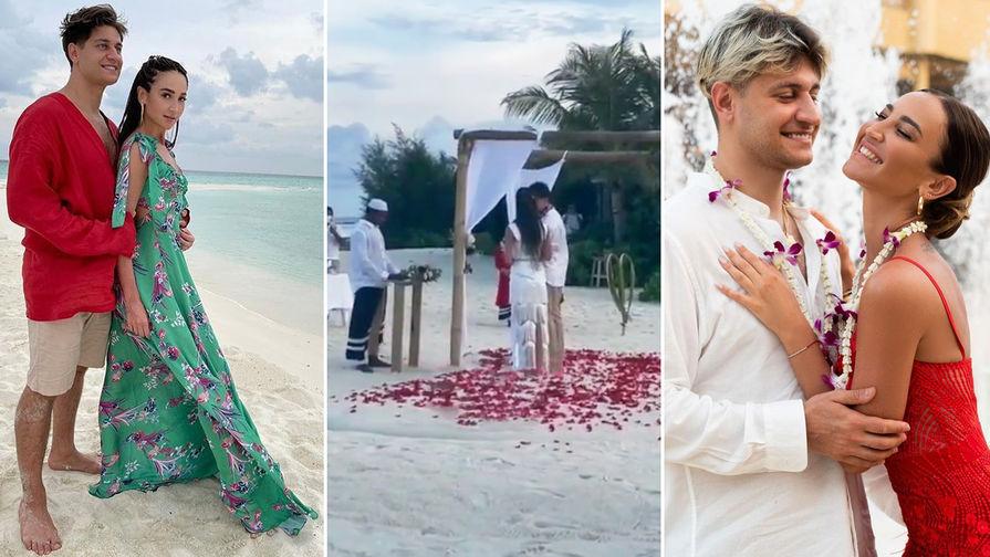 Манукян подтвердил свадьбу с Бузовой