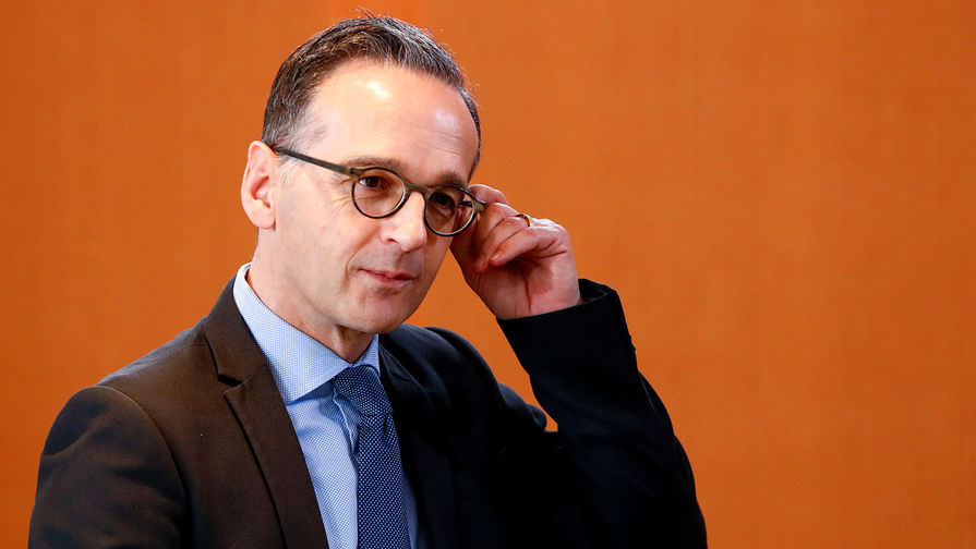 Маас заявил, что ЕС нуждается в диалоге с РФ по решению международных конфликтов
