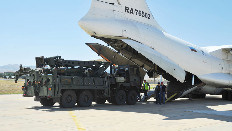 Турция полностью расплатилась за российские С-400