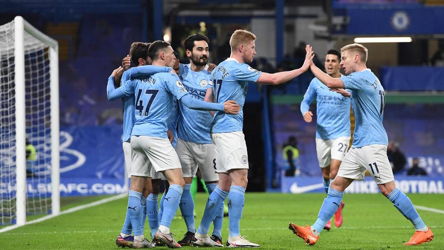 'Челси' сразится с 'Манчестер Сити' в полуфинале Кубка Англии