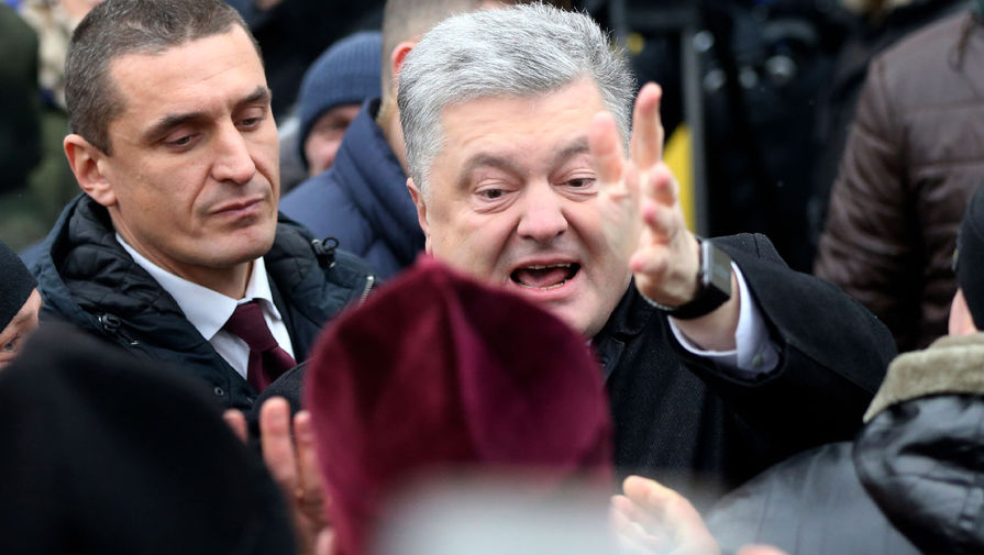 Порошенко жестко раскритиковал вакцину от COVID-19 для украинцев