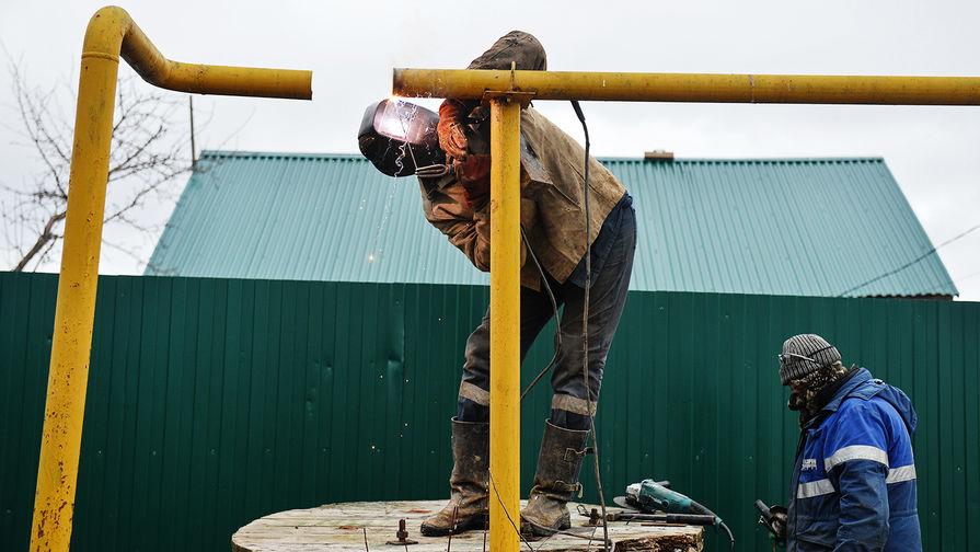 В Полтавской области Украины взорвался газопровод