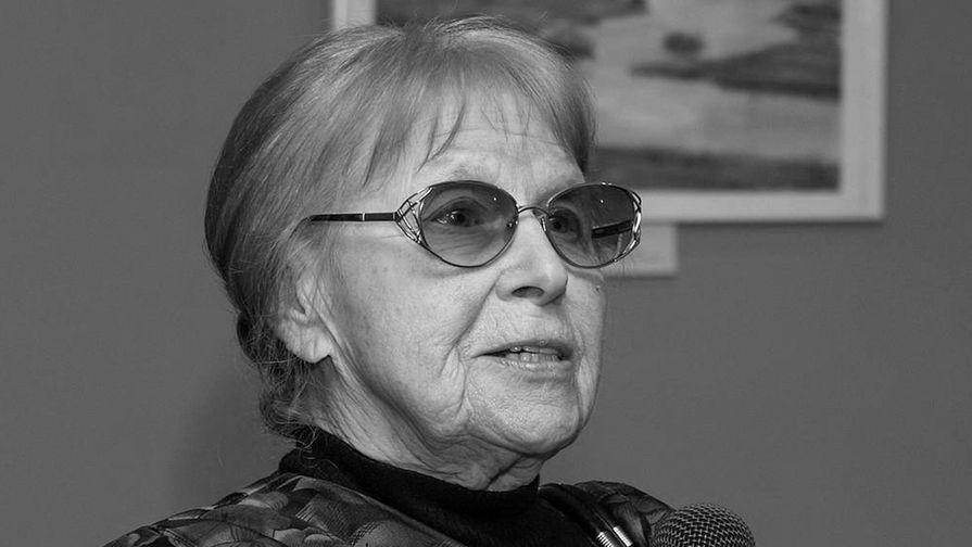 Умерла 99-летняя скульптор Евгения Гатилова