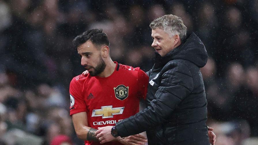Полузащитник 'Манчестер Юнайтед' - лидер Европы по количеству созданных моментов