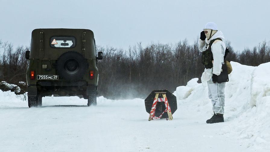 МИД: РФ предприняла меры по обеспечению безопасности в Арктике из-за НАТО