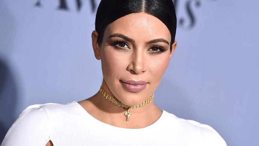 Ким Кардашьян призналась, что хотела сбежать с собственной свадьбы