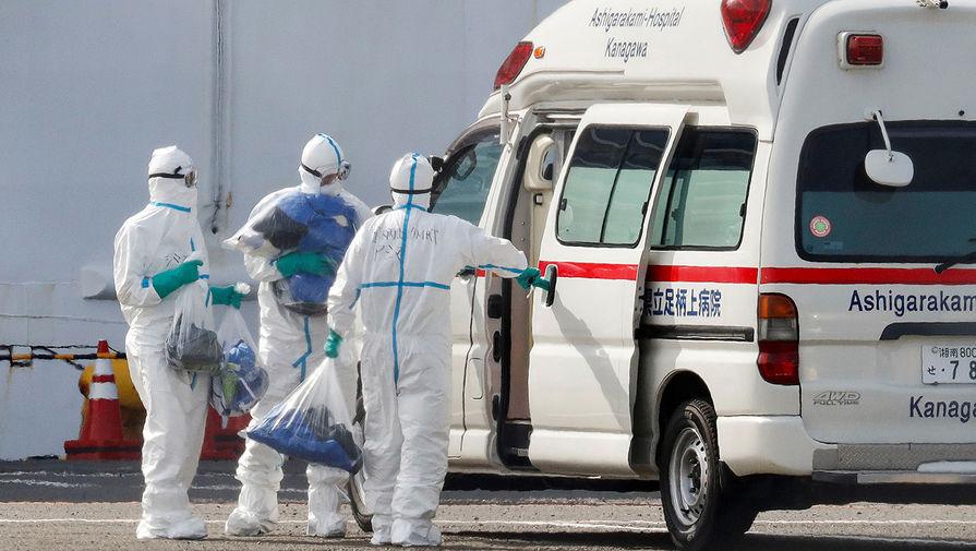 'Британский' штамм коронавируса обнаружили в Японии