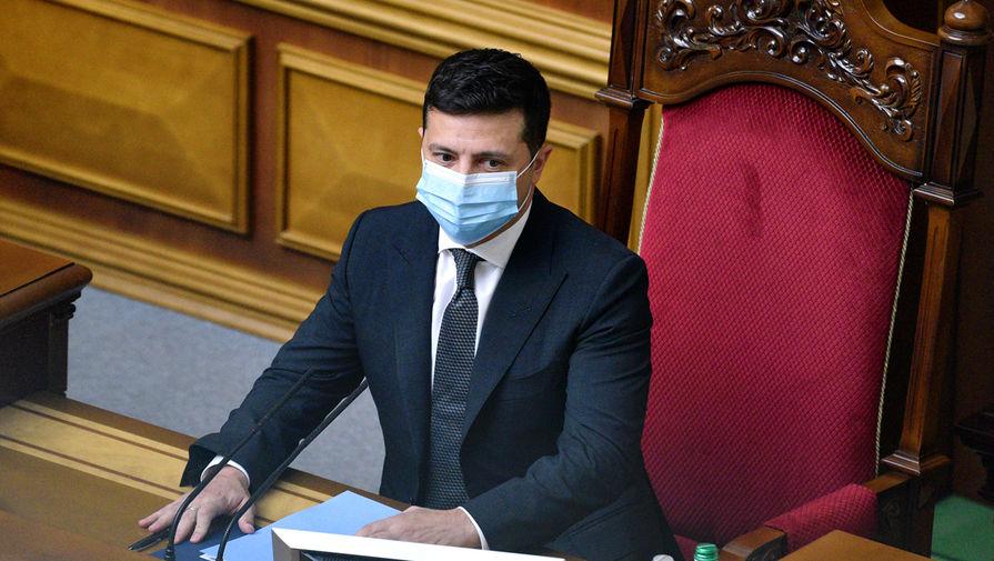 Зеленский ожидает нового спецпредставителя США по Украине