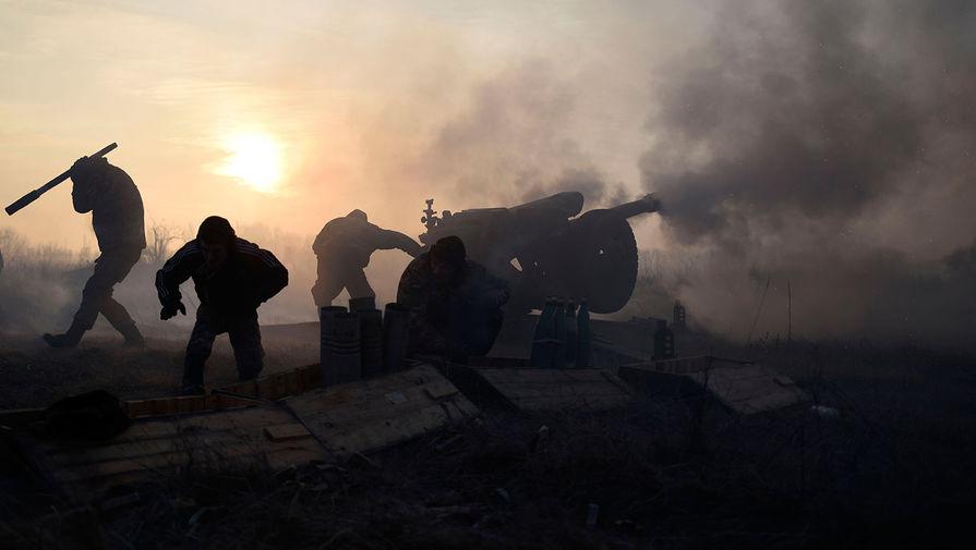 Украина сообщила о гибели троих солдат в Донбассе