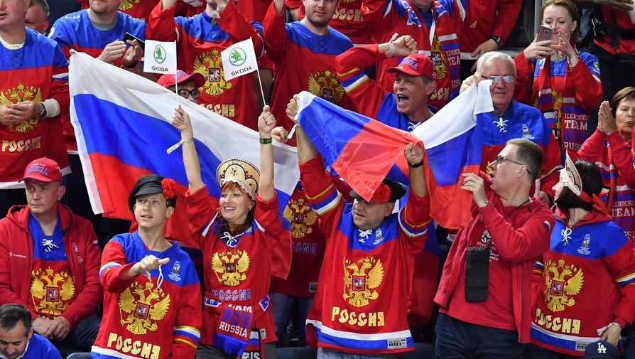 Болельщик сборной Финляндии оскорбил россиян в прямом эфире МЧМ-2021
