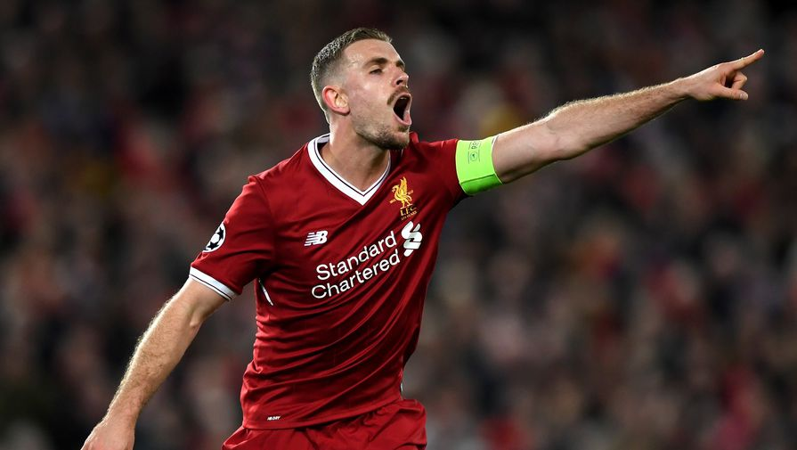 Капитан 'Ливерпуля' разочарован ничьей с 'Манчестер Юнайтед'