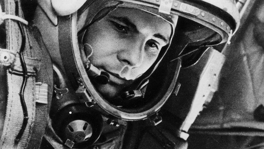 'Роскосмос' показал детали полета Гагарина