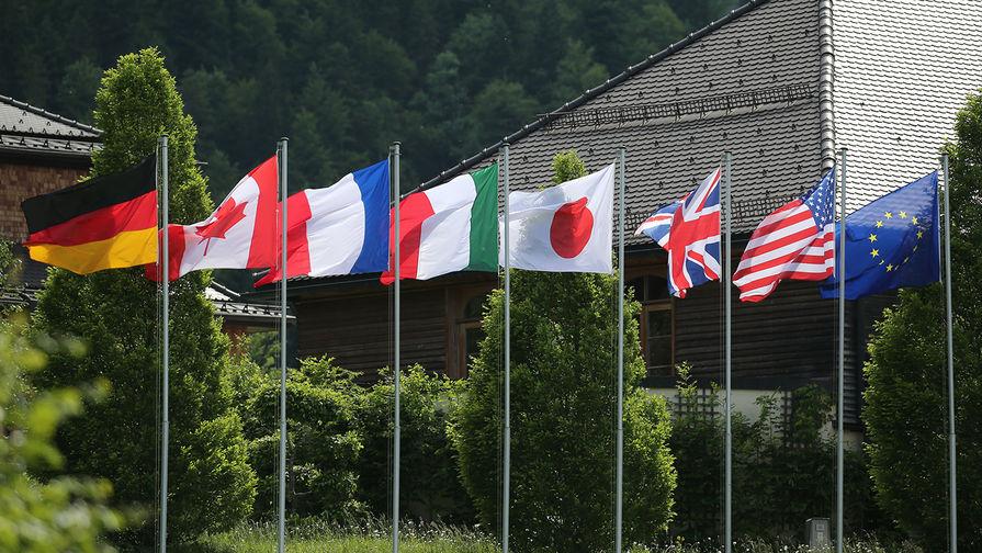 Саммит G7 пройдет летом в Британии