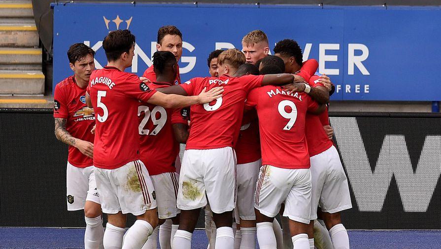 'Манчестер Юнайтед' установил рекорд по камбекам в АПЛ