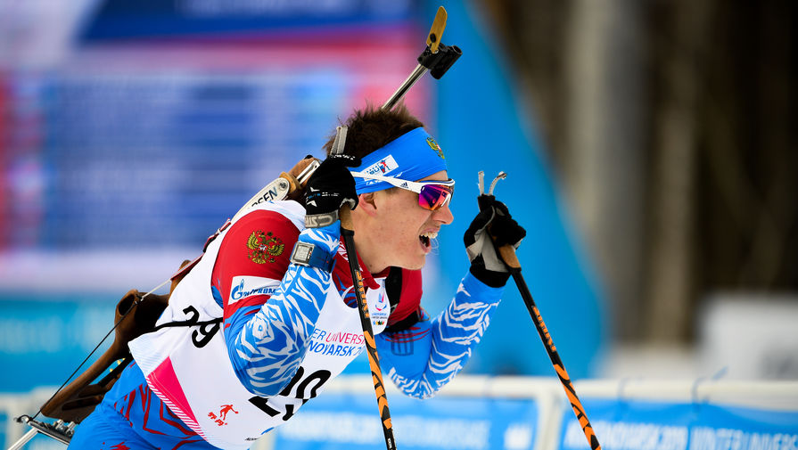 Сборная России по биатлону прервала серию гонок без медалей