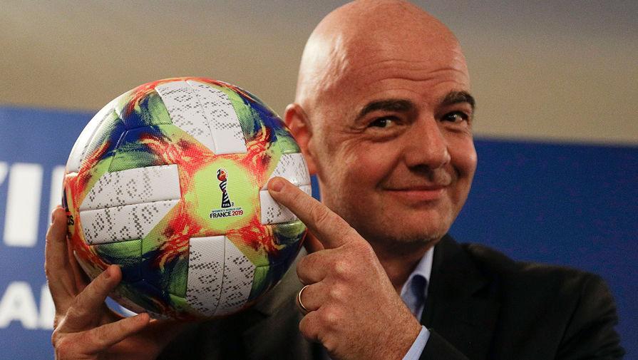 Матчи чемпионата мира по футболу 2022 пройдут при полных трибунах