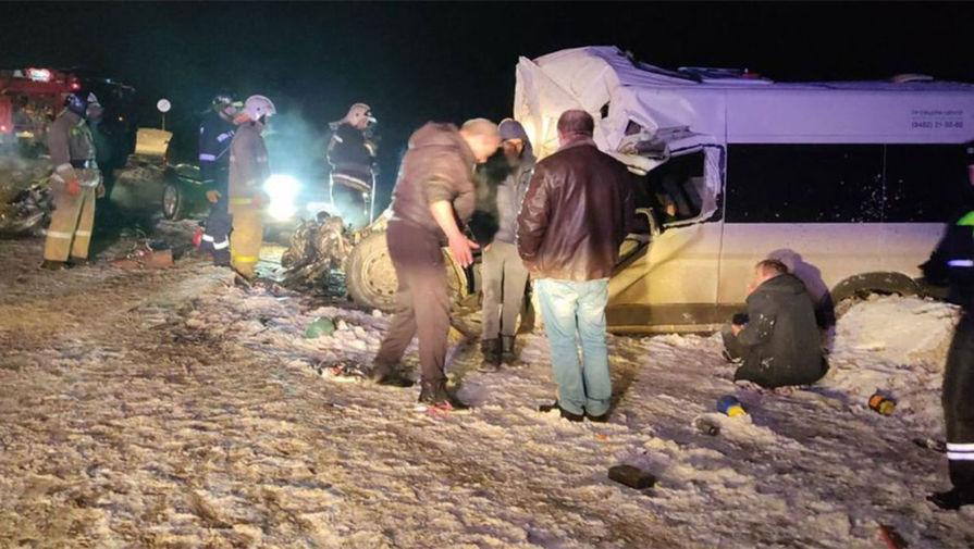 Стало известно о состоянии пострадавших в ДТП под Самарой