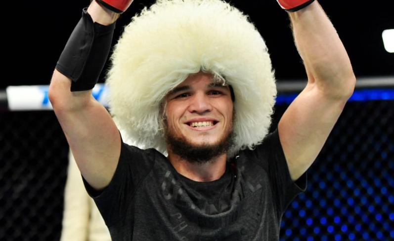 Брат Хабиба обратился к главе UFC