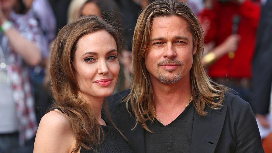 Джоли нашла доказательства домашнего насилия со стороны Питта