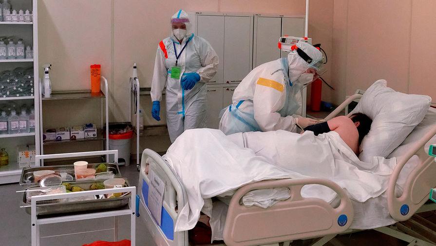 В России выявлено еще 19 032 новых случая коронавируса