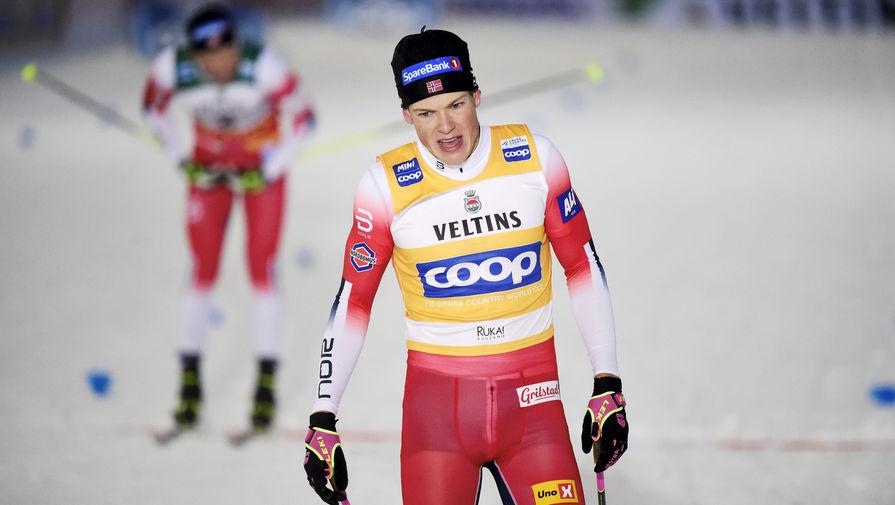 Клебо назвал правильным свое решение не выступать на 'Тур де Ски'