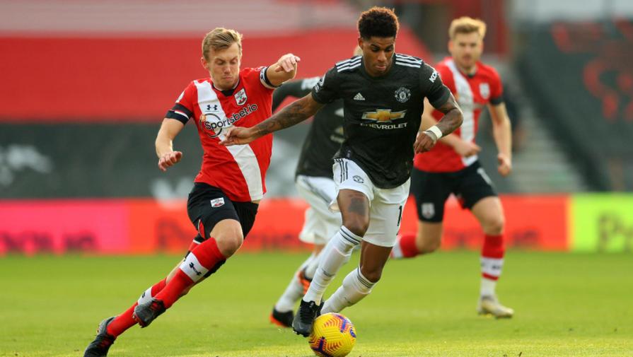 'Манчестер Юнайтед' повторил рекорд Английской премьер-лиги