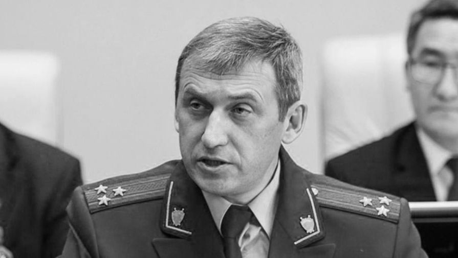 Умер прокурор Якутии Олег Нарковский