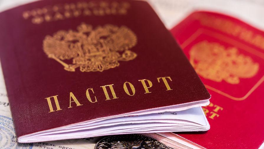Итальянец, просивший у Путина гражданство России, получил паспорт
