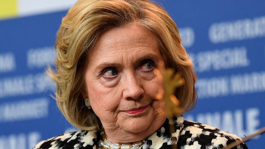 Клинтон пошутила над тем, что Twitter заблокировал Трампа