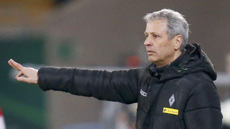 Главный тренер 'Боруссии' Фавр отправлен в отставку
