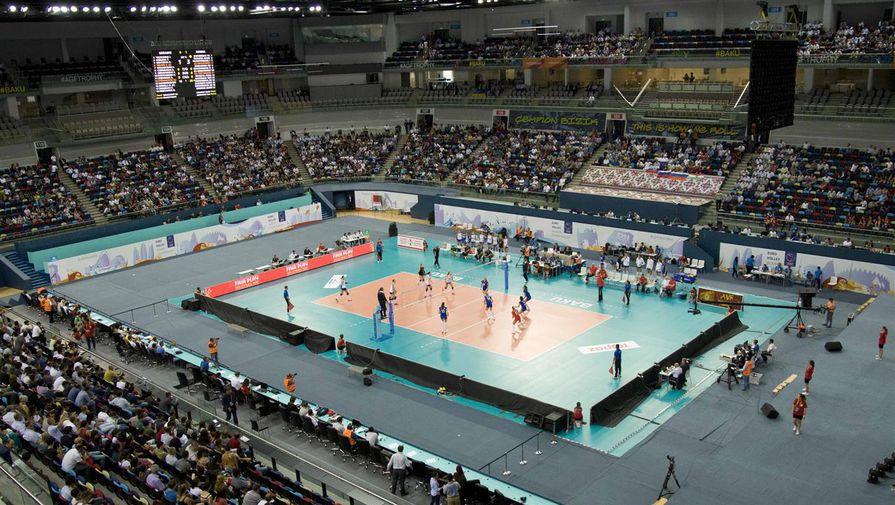 Московское 'Динамо' выиграло чемпионат России по волейболу