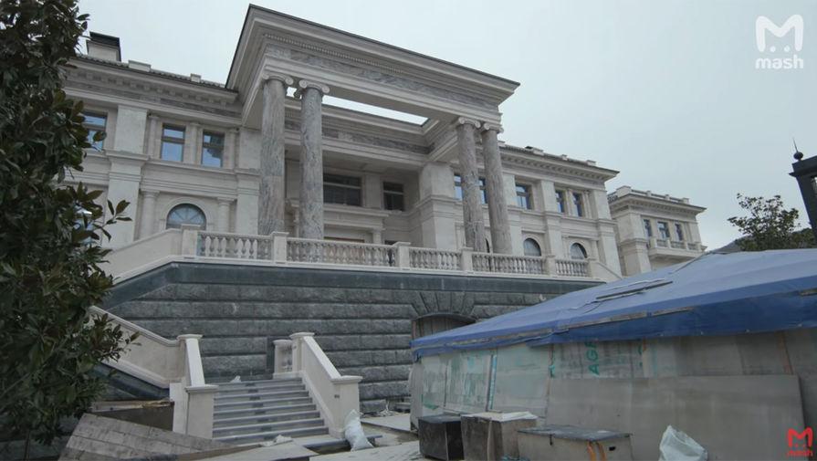 Строители заявили, что 'дворец' в Геленджике будет гостиницей
