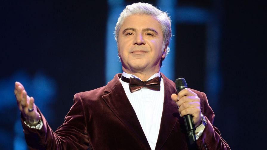 Сосо Павлиашвили объяснил популярность 'голубых огоньков'