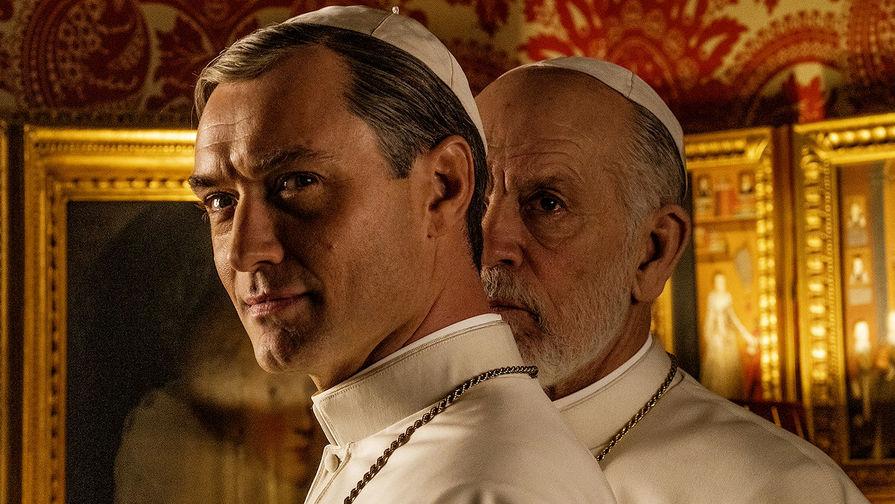 'Рубин' поздравил дам с 8 марта пародией на сериал 'Молодой папа'
