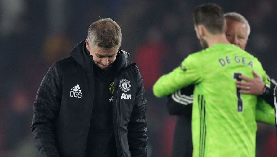 Руководство 'Манчестер Юнайтед' определилось с будущим Сульшера в клубе