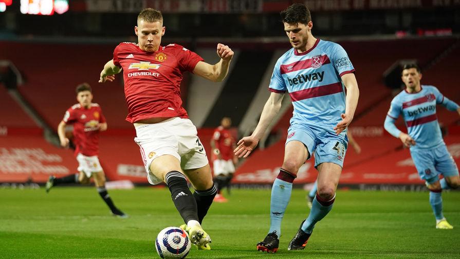 'Манчестер Юнайтед' обыграл 'Вест Хэм' в матче АПЛ