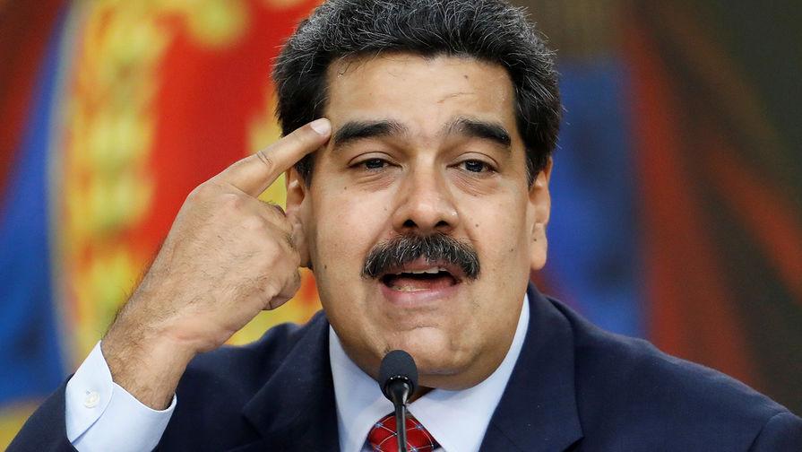 Мадуро заявил о подготовке Колумбией нового нападения на Венесуэлу